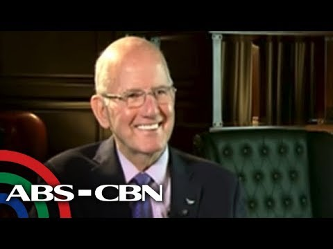 The Boss: Retired US vice admiral continues leadership mission as CEO