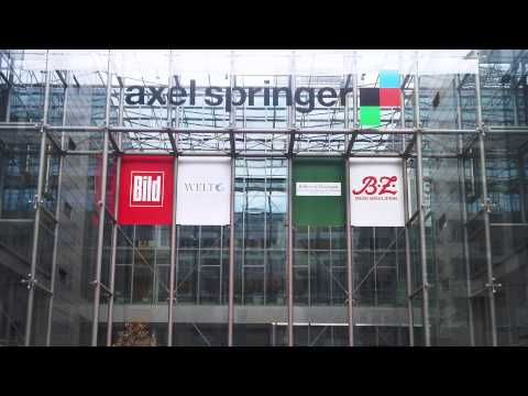 Customer Case Study: Axel Springer