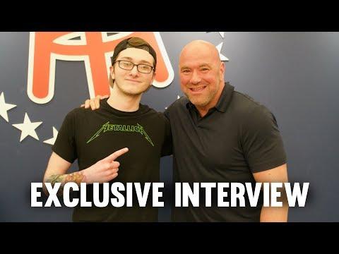 Dana White Talks Conor McGregor's Return, Jorge Masvidal vs Nate Diaz and More with Barstool Sports