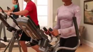 Life Fitness E Serie - E1 E3 E5 - Go / Track+ Konsole Ellipsen Crosstrainer