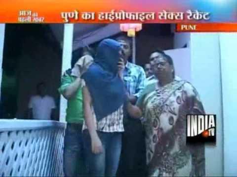 TV Actress Held In High-Profile Sex Racket In Pune Hotel