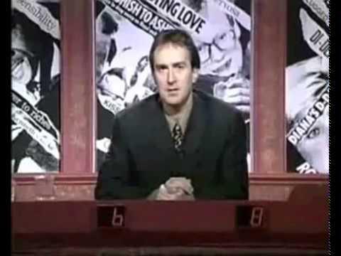 Have I Got News For You -  Piers Morgan, Ian Hislop, Clive Anderson and Felix Dexter - 1996