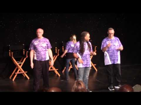 Funny Things Improv Comedy May 30, 2016 (Part 1-4)