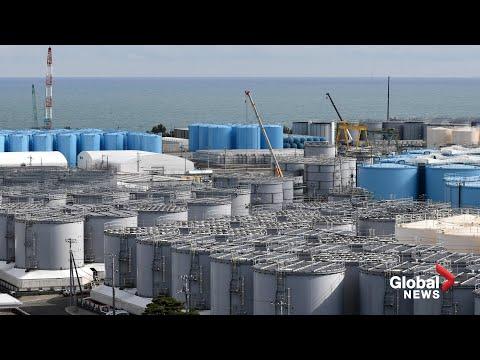 Fukushima nuclear disaster: Japan may release 1M tonnes of contaminated water into sea