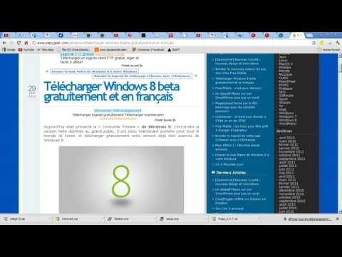 Comment t l charger windows 8 gratuit en fran ais facile - Telecharger open office gratuit windows francais ...