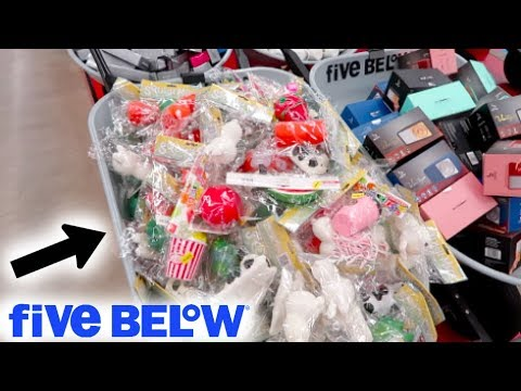 $1 SLIME + SO MANY SQUISHIES + SQUEEZE TOYS AT FIVE BELOW!