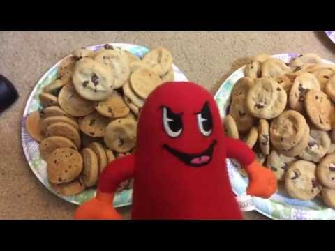 Super Plush PacMan: King of the Cookies