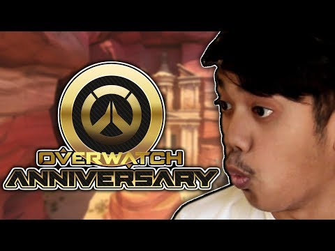[🔴LIVE] Ask Me Anything + Overwatch Anniversary