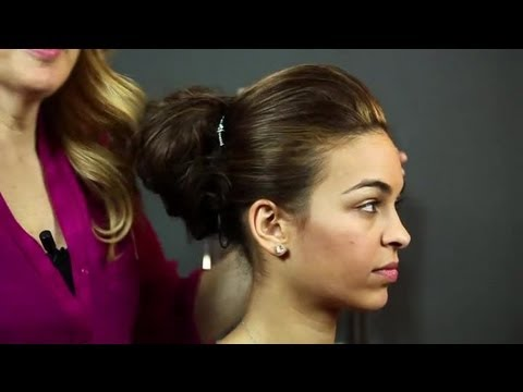 How to Wear Women's Hair Pieces : Hair Styling Tips