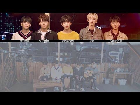DAY6 - All Alone (혼자야) MV + Lyrics Color Coded HanRomEng