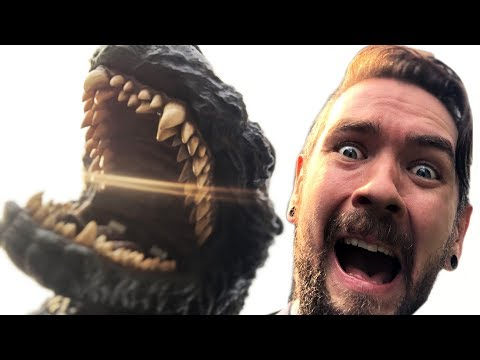 Eaten Alive By Godzilla In Japan