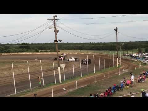 07/21/2018 Justin Heat Race @ 281 Speedway