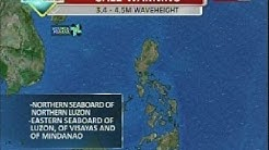 NTVL: GMA weather update as of 9:21AM (Feb.23,2014)