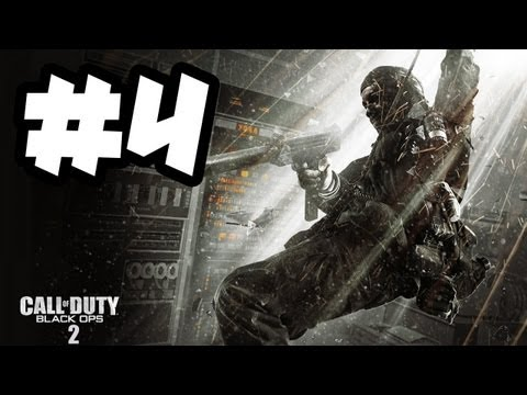 Call of Duty: Black Ops 2 - Gameplay Walkthrough Part 4 [Mission 3: Old Wounds] - Level 3 BO2