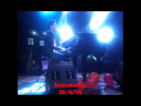 concierto de PAblo López en Madrid sala Joy Eslava (12/7/14)