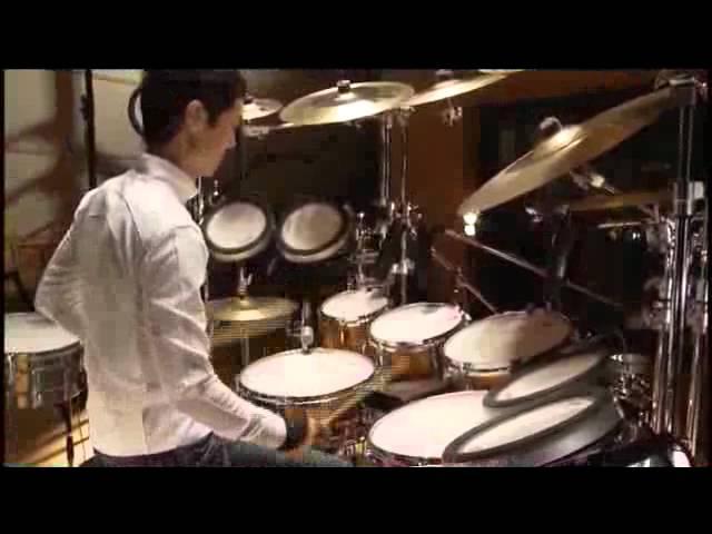 Drum Solo - Akira Jimbo #1