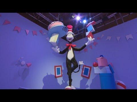 Toronto's Dr. Seuss Exhibit Brings Children's Books To Life