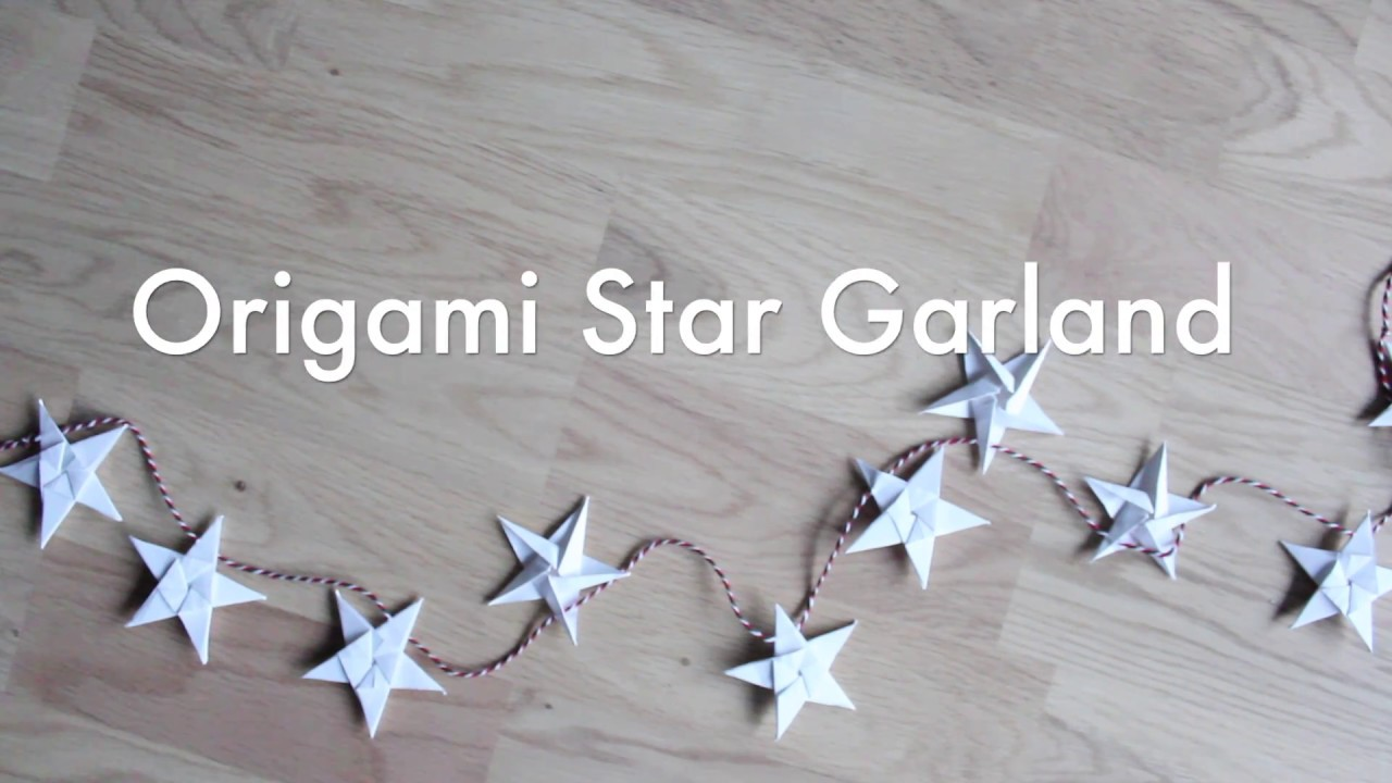 How to Make a Five-Pointed Origami Star | Cambridge Imprint | 720x1280
