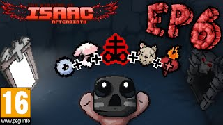 The Binding Of Isaac Afterbirth Ep6, El combo supremo!