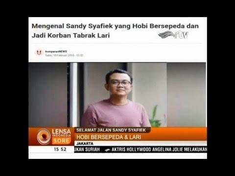 Produser RTV Meninggal Setelah Ditabrak Mobil - 10 Februari 2018