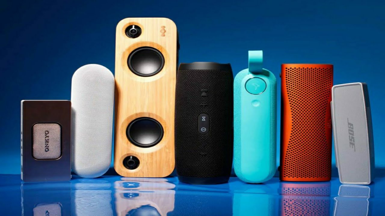 Best Bluetooth Speaker 2020.Top 5 Best Bluetooth Speakers You Must Buy In 2020