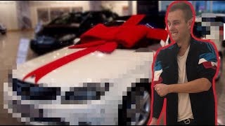 Ich schenke meinem Papa ein AUTO ❤️
