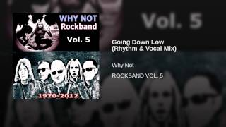 Going Down Low (Rhythm & Vocal Mix)