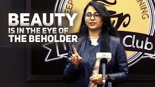 Is Beauty really in the eye of the Beholder ! ? | ANUVRITA