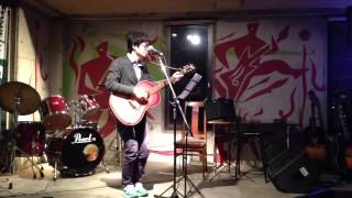 2014年2月28日、 豊田市サンハウス、フリーライブデーでのミズノケイス...
