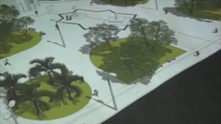 Prefeito Bessa avança no projeto de construção da Praça do Tomé em Quixeré