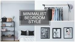 MINIMALIST BEDROOM STYLE