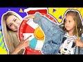 КОЛЕСО ФОРТУНЫ Проверим знает ли Мама Персонажи Мультфильмов и Названия Игрушек Видео для детей mp3