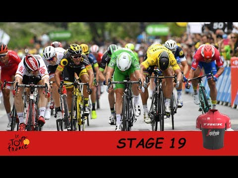 TOUR DE FRANCE 2017 | STAGE 19 | PRO CYCLING MANAGER 2017 |
