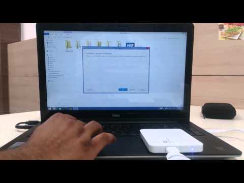 WD My Passport Ultra 2015 - Unboxing & Review by SaMuSa