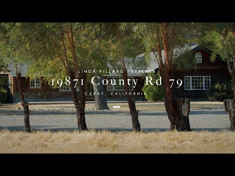 Northern California Farm And Ranch For Sale - 19871 County Rd 79, Capay California