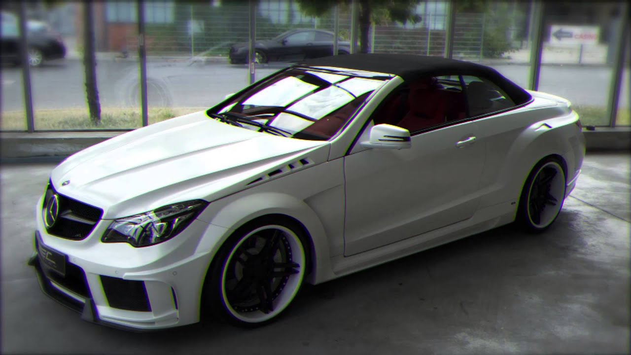 Mec design cerberus widebody w207 e class mercedes benz for Mercedes benz w207