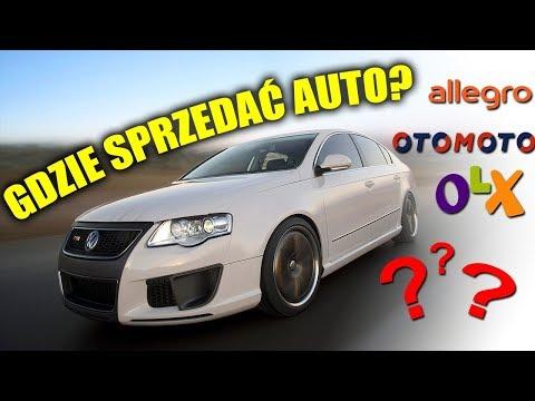 OTOMOTO, ALLEGRO czy OLX? Gdzie sprzedać samochód?