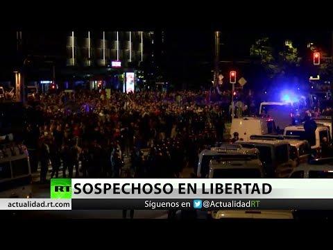 RT en Español: Liberan a un sospechoso por el asesinato que desató ánimos nacionalistas en Alemania