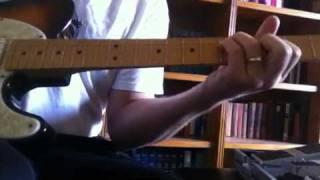 Andy Moser guitar run