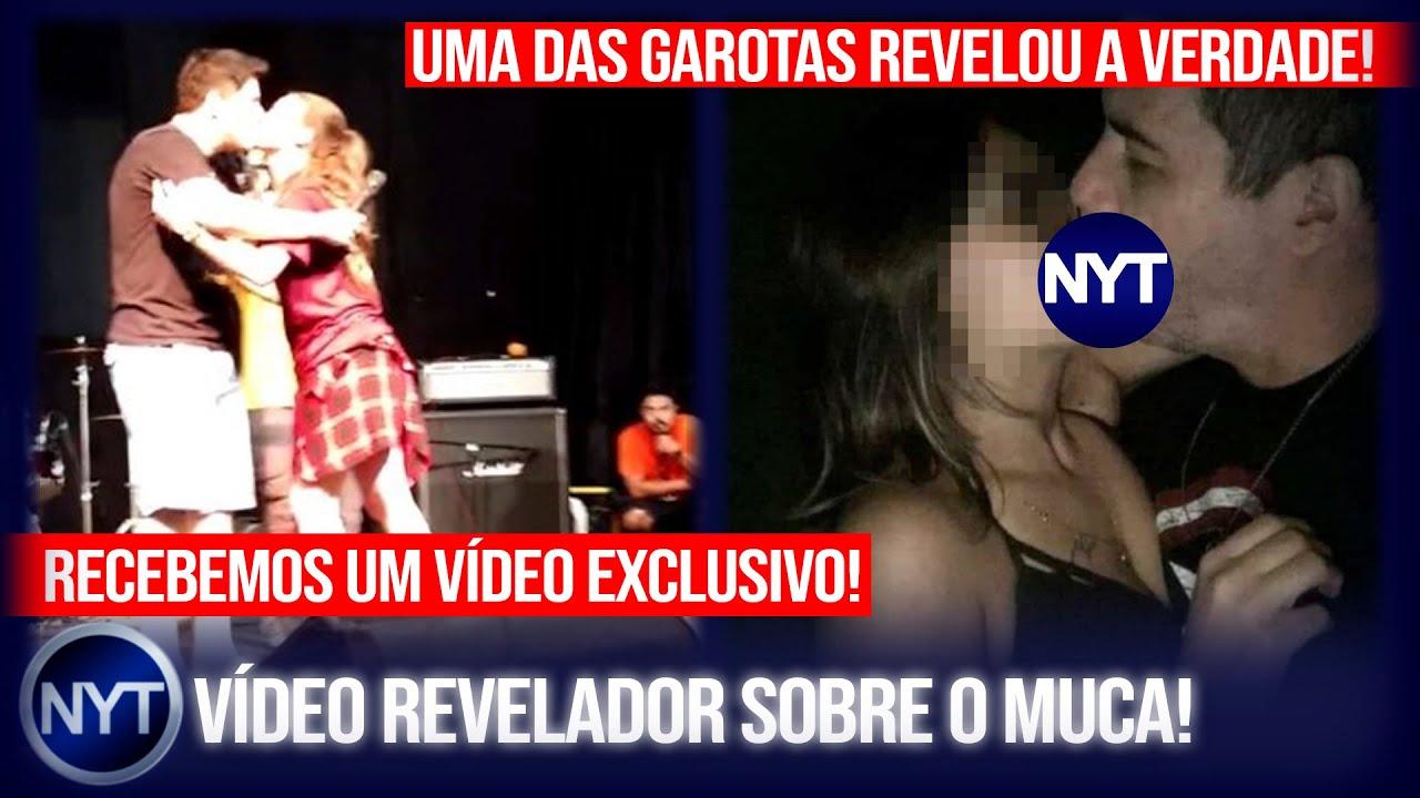 Caso @Muca Muriçoca: Vídeo EXCLUSIVO mostra a verdade sobre imagens dele beijando garotas