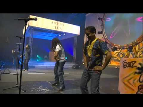 The Pasadenas - Tribute (Right On) (World Tribute to the Funk Live 2003)