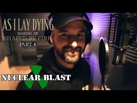 "AS I LAY DYING - The Making of Shaped By Fire: PART 4 - ""Redefined"" (OFFICIAL INTERVIEW)"