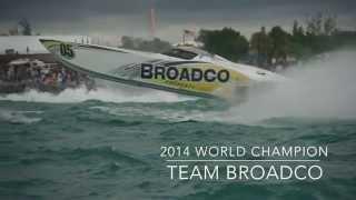 Team Broadco — Super Boat Key West World Championships