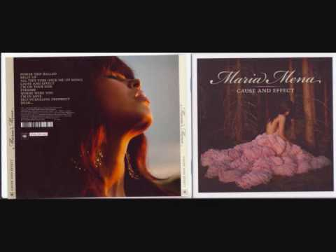 Maria Mena - Belly Up (Number 2) Album: Cause and Effect (2008) with lyrics