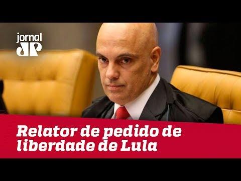 Ministro Alexandre De Moraes Será Relator De Pedido De Liberdade De Lula