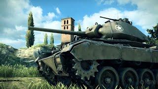 World of tanks на XBOX ONE обзор