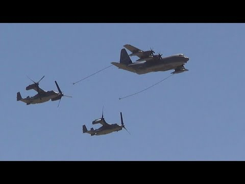 Cannon AFB 2016 Air Show-- PART ONE
