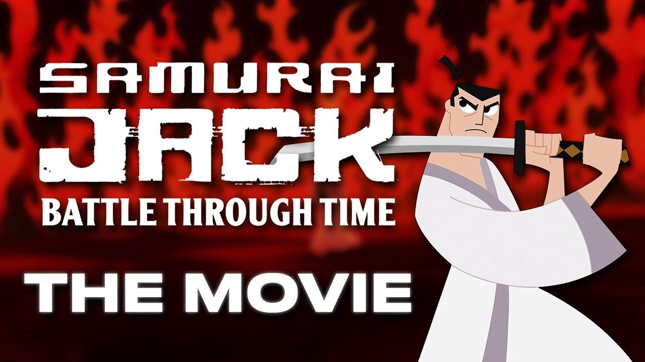 Download Samurai Jack: Battle Through Time -THE MOVIE-