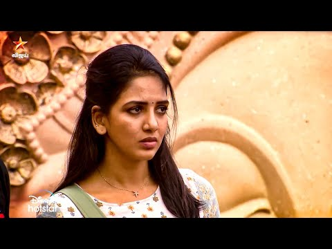 Bigg Boss Tamil Season 5   25th October 2021 - Promo 2
