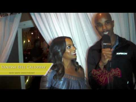 Vanessa Bell Calloway Sexy Sixty Comedy Party